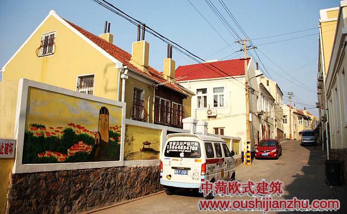 青岛的欧式建筑