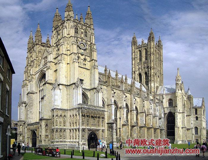 肯特大学 世界/在诺曼征服,大多数的英语教堂已经富饶,和作为诺曼电源的主要...