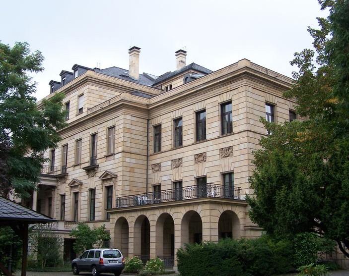 玛姆别墅建筑