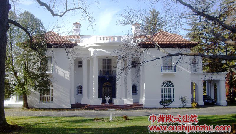 安妮之家欧式建筑别墅(转载)