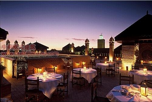 La Sultana Marrakech酒店1