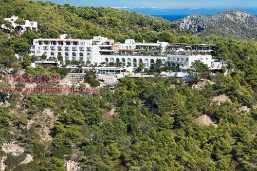 Hacienda Na Xamena Hotel酒店1