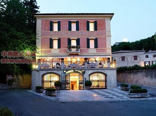 Albergo Al Sole酒店1