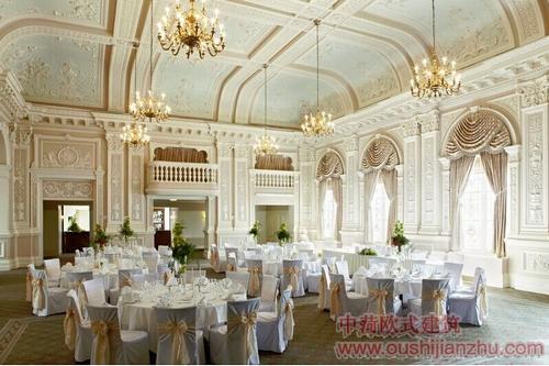 维多利亚建筑风格的酒店6