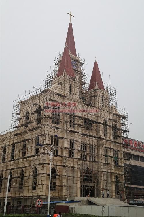 官林基督教堂8