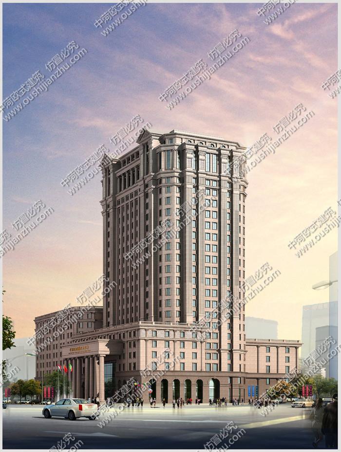 海螺国际大酒店方案2