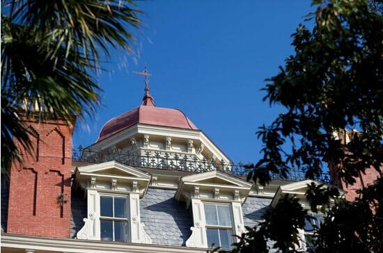 Wentworth Mansion5
