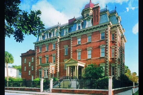 Wentworth Mansion1