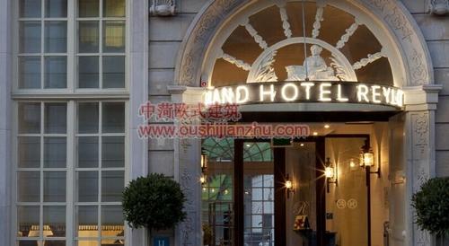 萨顿雷霍夫大酒店2