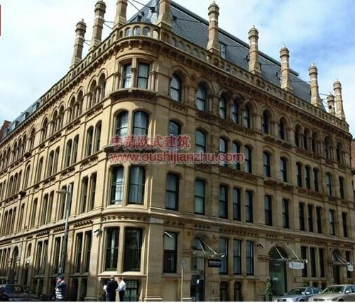 曼彻斯特的保护建筑1