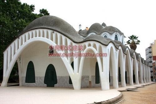 拱形建筑1