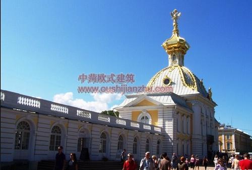 俄罗斯的夏宫3