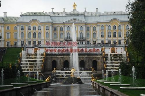 俄罗斯的夏宫1
