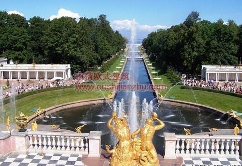 俄罗斯的夏宫7