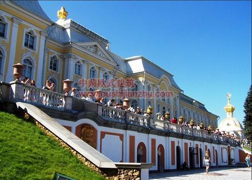 俄罗斯的夏宫4
