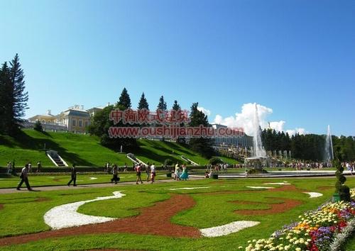 俄罗斯的夏宫8