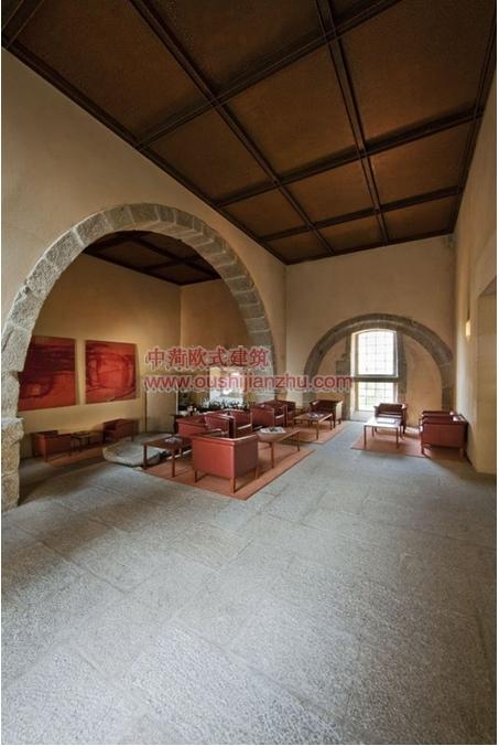 Pousada Mosteiro de Amares 奢华酒店4