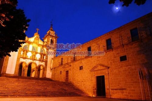 Pousada Mosteiro de Amares 奢华酒店8