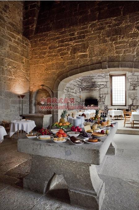 Pousada Mosteiro de Amares 奢华酒店3