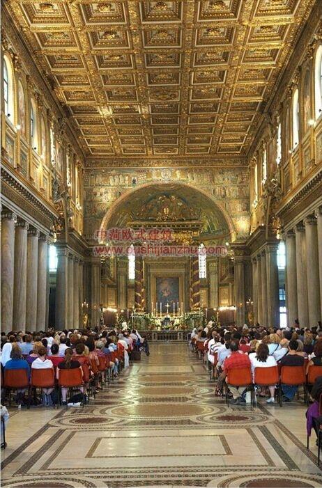 罗马马杰奥尔圣母教堂3