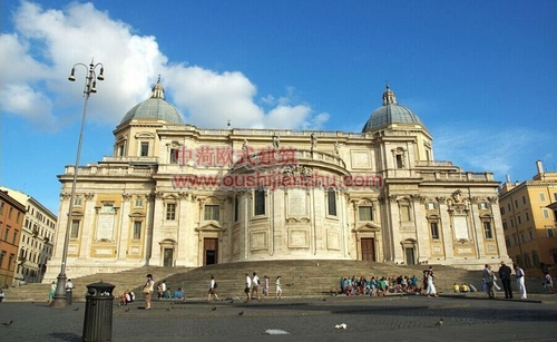 罗马马杰奥尔圣母教堂5