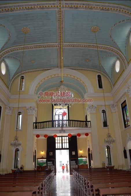 澳门圣老楞佐教堂6