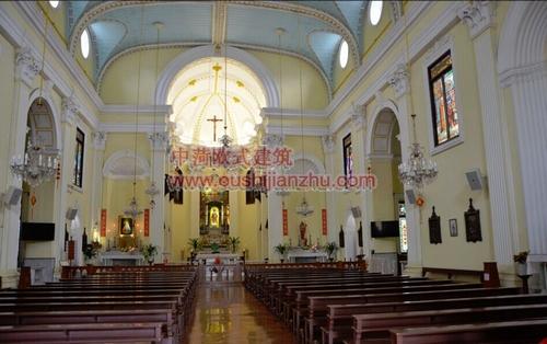 澳门圣老楞佐教堂4