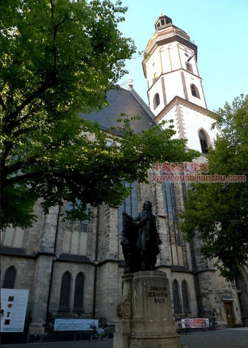 莱比锡圣托马斯教堂3