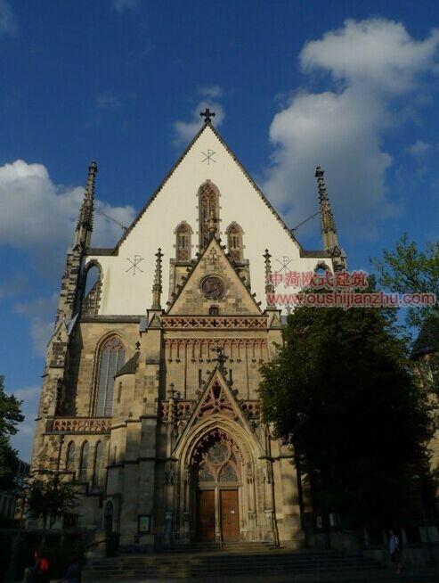 莱比锡圣托马斯教堂1