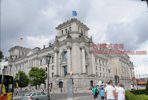 德国柏林国会大厦3