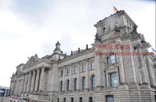 德国柏林国会大厦2