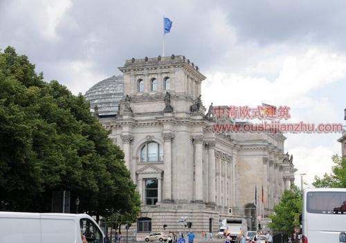 德国柏林国会大厦1