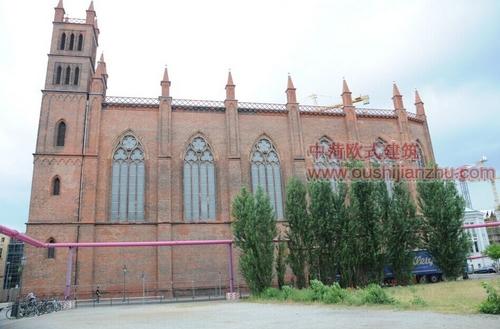 弗里德里希韦尔德教堂3