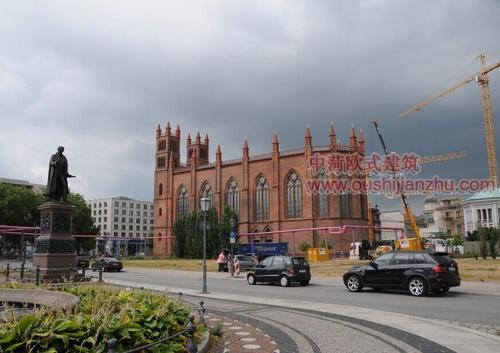 弗里德里希韦尔德教堂4