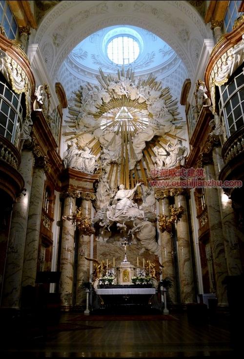 维也纳卡尔教堂6