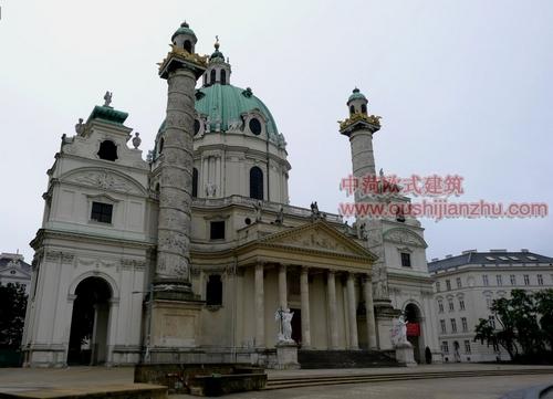 维也纳卡尔教堂3