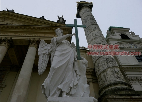维也纳卡尔教堂5