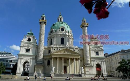 维也纳卡尔教堂2