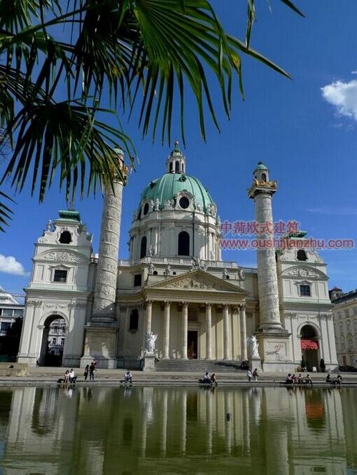 维也纳卡尔教堂1