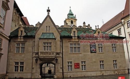 斯洛伐克的首都3