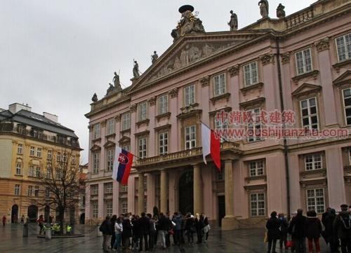 斯洛伐克的首都2