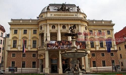斯洛伐克的首都1