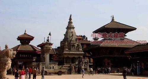 尼泊尔巴克塔普尔1