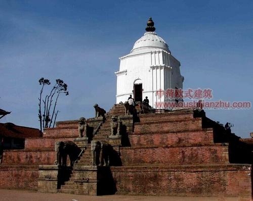 尼泊尔巴克塔普尔6
