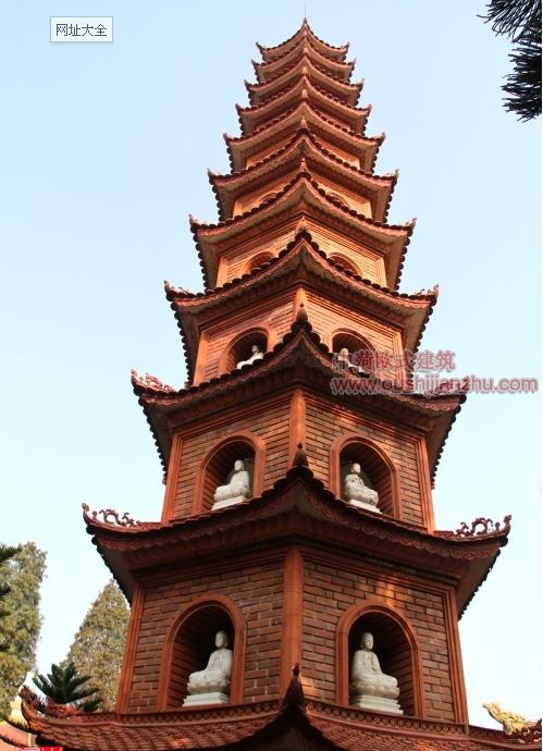 越南河内镇国寺3