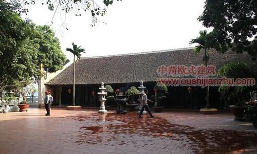 越南河内镇国寺7