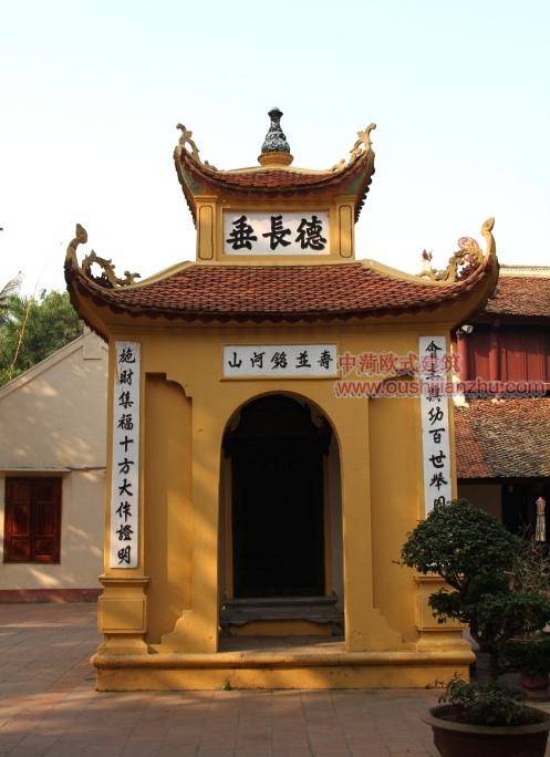 越南河内镇国寺4