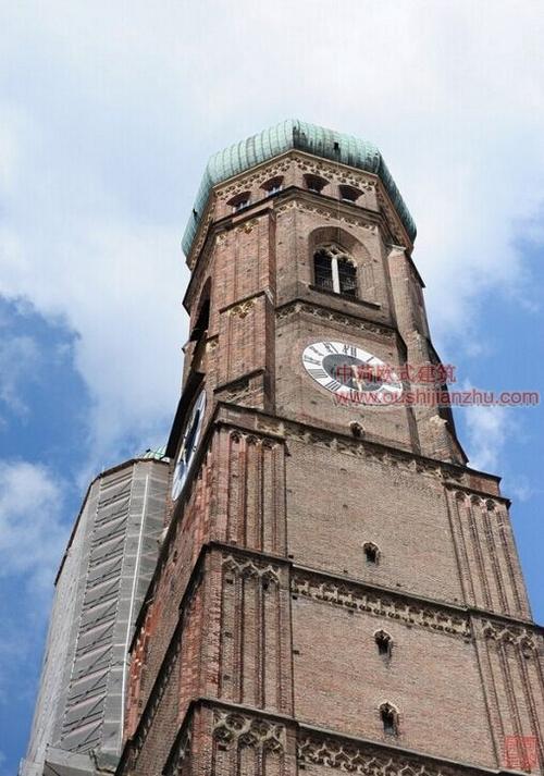 慕尼黑的圣母教堂2