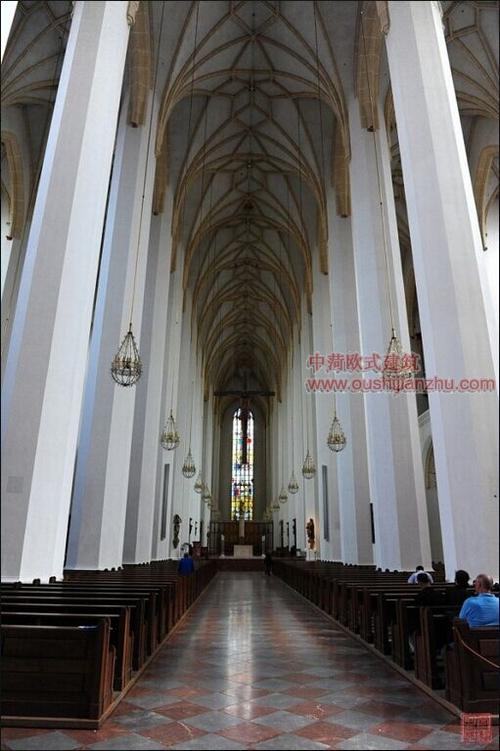 慕尼黑的圣母教堂3