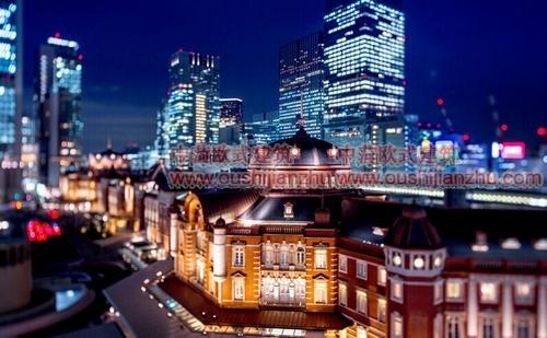 东京复古典雅的建筑6